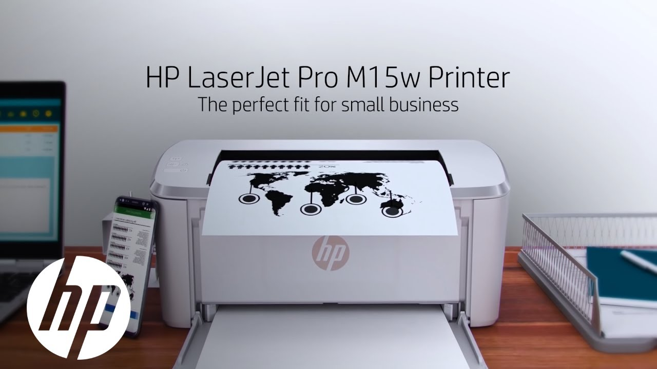 Introducing The LaserJet Pro M15 | HP LaserJet | HP