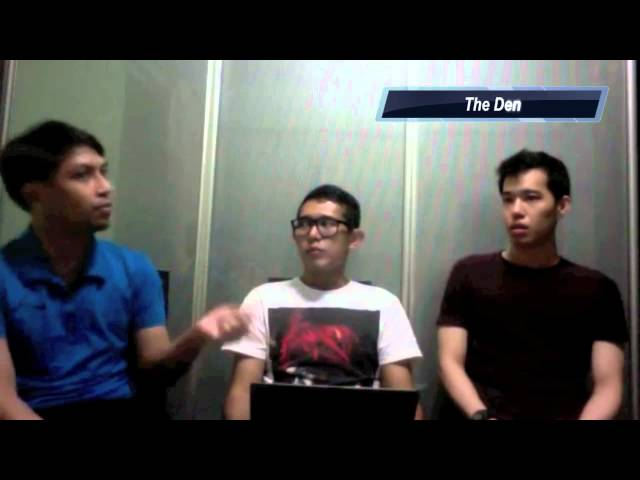 The Den #5 : Pahang FA vs LionsXII - Malaysia Cup 2012 Quarter Finals 1st Leg Preview Travel Video