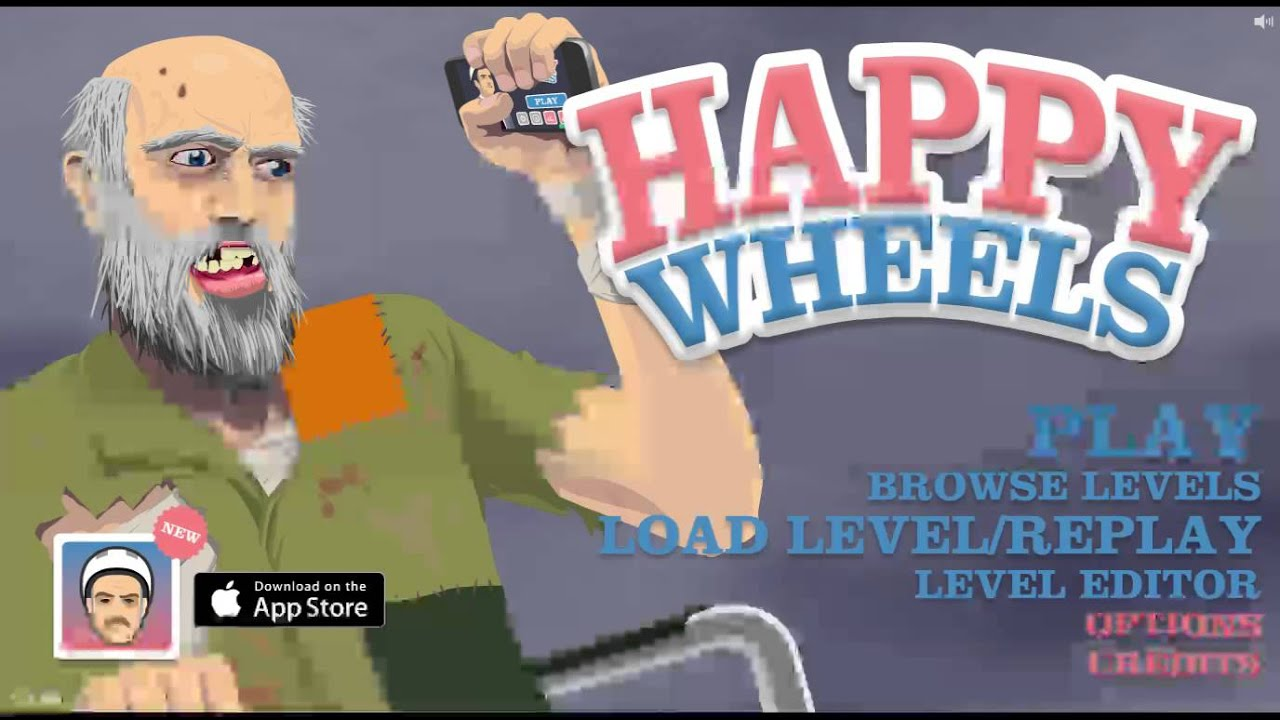 Totaljerkface.com - Home Of Happy Wheels - Divine Intervention