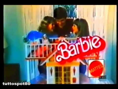 Spot pubblicit la casa di campagna di barbie 1986 youtube for Casa di barbie youtube