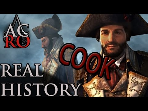 "Assassin's Creed: The Real History - ""James Cook"""
