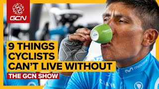 9 Things Cyclists Can't Live Without | GCN Show Ep. 361
