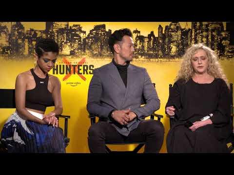 Tiffany Boone, Carol Kane, & Louis Ozawa Interview: Hunters