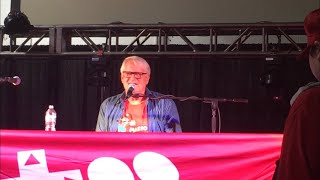 Charles Martinet (THE VOICE OF MARIO) Panel - TooManyGames 2018