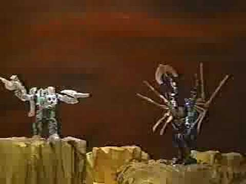 Japanese Beast Wars Toy Commercial
