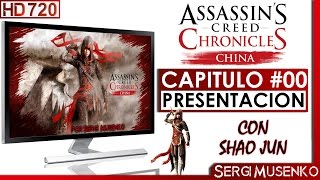 Vídeo Assassin's Creed Chronicles: China