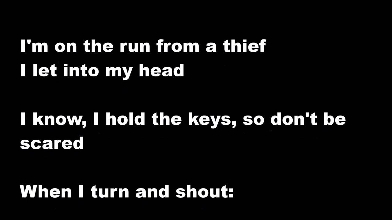 Lyrics of fly on the wall