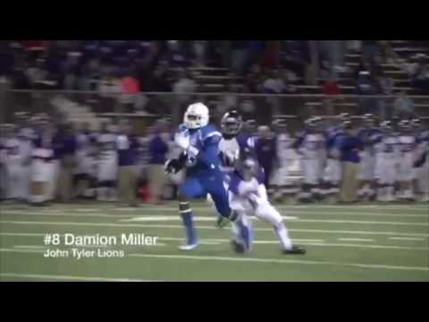 Texas Commit Damion Miller
