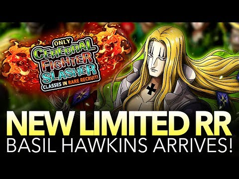 30-GEM LIMITED RR BASIL HAWKINS PULL! Should You Pull? (One Piece Treasure Cruise - Global)