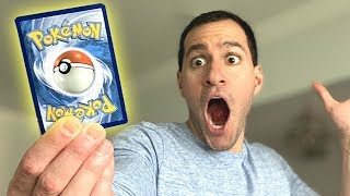 *I PULLED ONE OF THE BEST 1ST EDITION POKEMON CARDS!* Opening Rare Packs!
