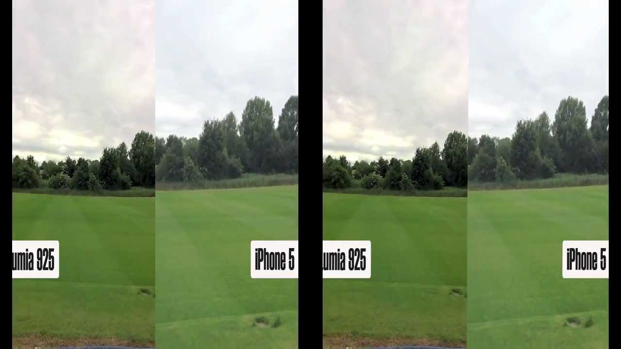 Apple IPhone 5 Vs Nokia Lumia 925 Camera Comparison