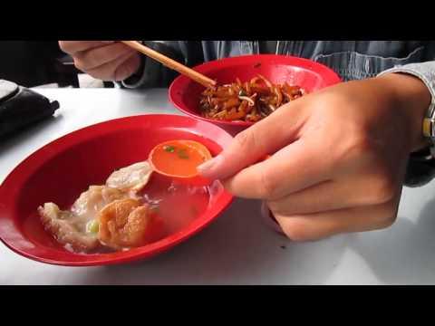 Broth Noodles, Gerai Mee Sup Lee Chak Kian, Kampar