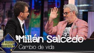 A Millán Salcedo le cambió la vida una enigmática mujer - El Hormiguero 3.0