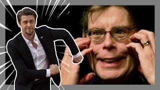 El director de It 2 tema a la desaprobacin de Stephen King  ENTREVISTA Parte 1