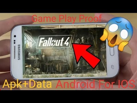 How To Download Fallout-4 Apk+Obb Android For IOS Devices