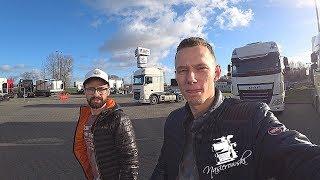 Pierwsza ciężarówka w mojej firmie - ODBIERAMY!