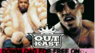 outkast - reset featuring khujo goodie  - Speakerboxxx  The