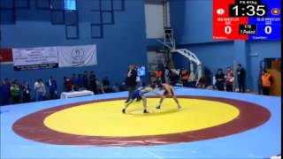 61 Джамал Отарсултанов - Шота Партенадзе