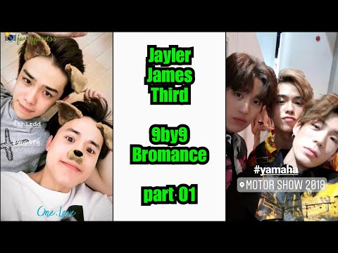 JaylerJamesThird - 3 Out Of 9by9 Bromance P.01