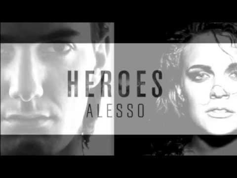 Alesso - Heroes ft. Tove Lo (Radio Edit) HD