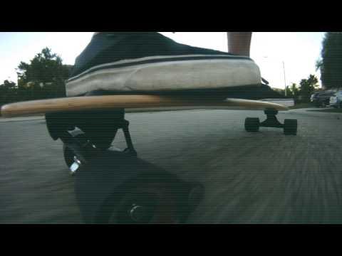 Talon Skateboards patented speed control