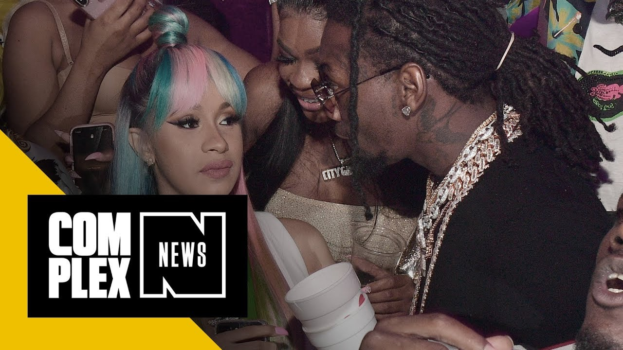 Cardi B And Offset Welcome Baby Girl With Most Interesting: Cardi B And Offset Welcome Their First Child, Kulture