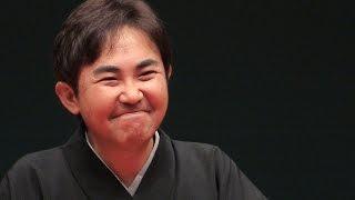 国策落語「平和願う人に」 林家三平さん70年ぶり口演