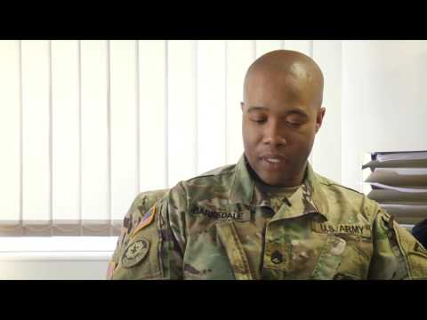 7th Army NCO Academy Joins Husband and Wife