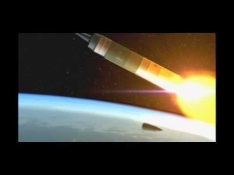 Minuteman III ICBM Launch Animation