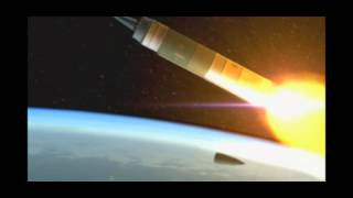 Minuteman III ICBM Launch Animation