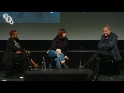 In conversation with... Abi Morgan and Stellan Skarsgård on River and TV thrillers | BFI