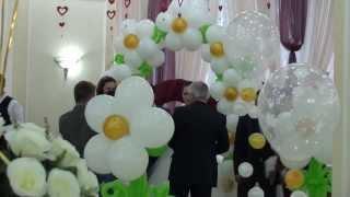 День свадьбы ...встреча гостей 2