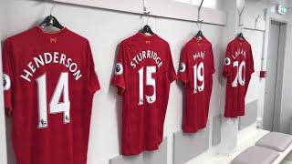 Liverpool FC Anfield Stadium Tour