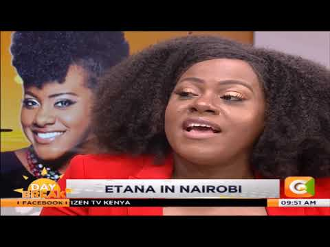 Etana on Citizen TV