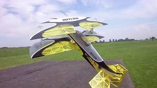 WE LOVE 3D Fly | HELICOPTER AIRPLANE FAST AND LOW | EXTRA CHRONOS YAK LOGO