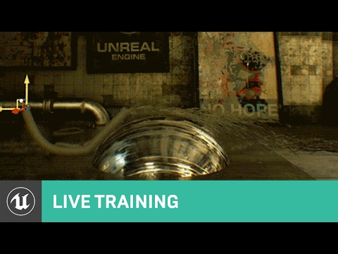 Cable Component & 4.14 Features | Live Training | Unreal Engine