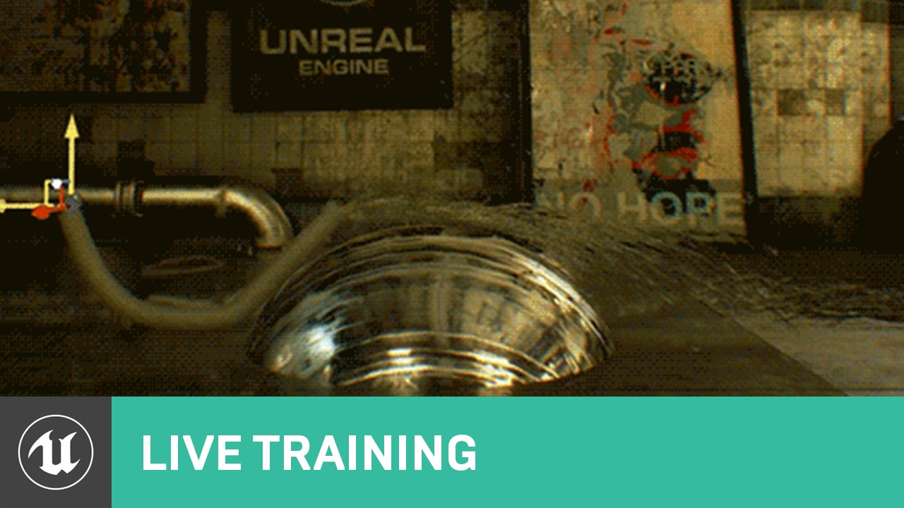Cable Component & 4 14 Features | Live Training | Unreal Engine