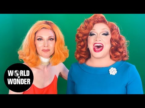 Behind The Scenes: Cool Mom with Jinkx Monsoon and Deven Green - WOW Presents Plus