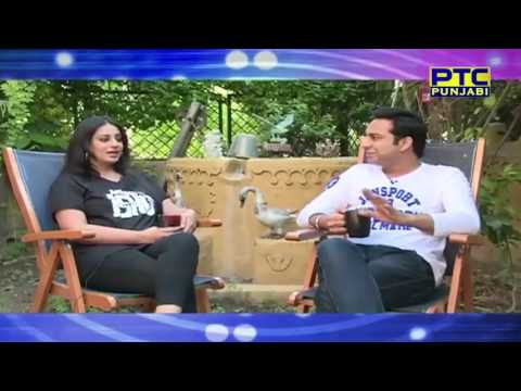 MAHIE GILL | SPECIAL INTERVIEW | AATISHBAAZI ISHQ | PTC Entertainment Show | PTC Punjabi