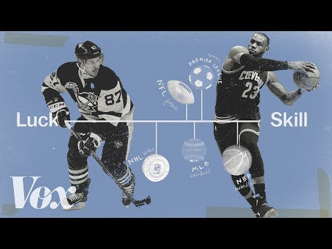 Thumbnail: Why underdogs do better in hockey than basketball