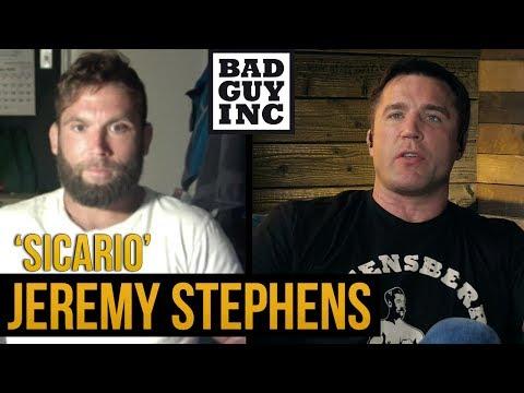 Jeremy Stephens praises Cyborg and Spencer...