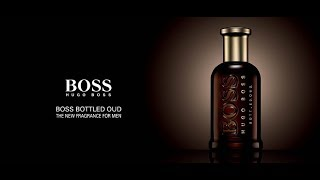 Hugo Boss Bottled Oud Fragrance Review (2015)
