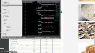Seleccion multiple y multiples filas de una tabla en Sublime Text 2
