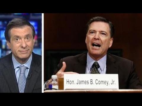 Kurtz: Should we feel Jim Comey's pain?