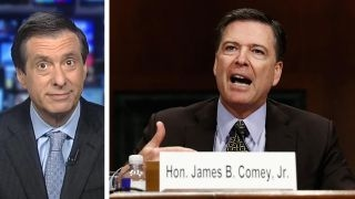 Kurtz  Should we feel Jim Comey's pain?
