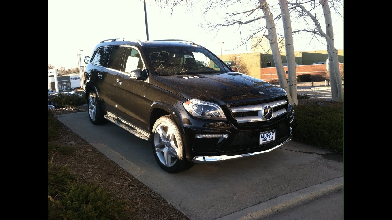 2014 mercedes benz gl550 4matic start up in depth tour for Used mercedes benz gl550