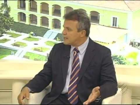 Resultado de imagem para ZENALDO NA TV LIBERAL