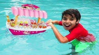 Ice Cream CANDY CART SWEET SHOP-