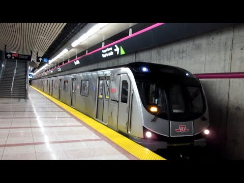Toronto Transit Commission - Line 4 (Sheppard Subway) Yonge - Don Mills