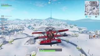 Stage 3: Visit Haunted Hills and Wailing Woods in a single match-FORTNITE WEEK 8 CHALLENGES 2019